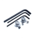 Hex Hi-Cap Grip Screw Kit  - HCHEX-NOMAG