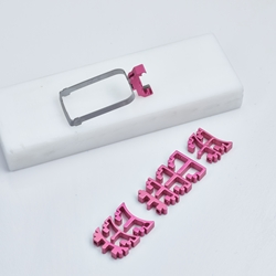 Pink Trigger Inserts
