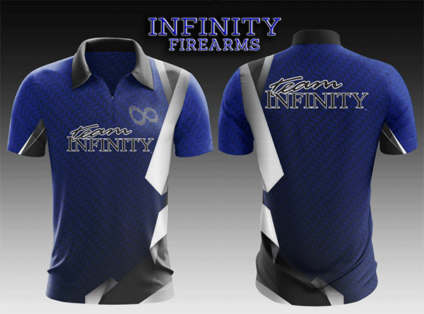 2019 Team Infinity Replica Competition Jersey