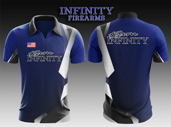 2019 Team Infinity Replica Competition Jersey USA Version