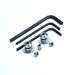 Bullseye Hi-Cap Grip Screw Kit  - HCBULLSEYE-NOMAG