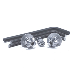 Dubbs Hi-Cap Grip Screw Kit