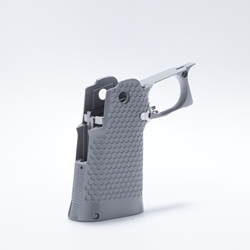 Infinity Billet Metal Grip - Machine Textured Compact Carry