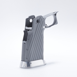 Infinity Billet Metal Grip - Machined Textured- 172
