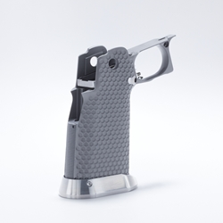 Infinity Billet Metal Grip - Machined Textured- Micro Pockets