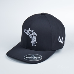 Team Infinity Open Hat - Black